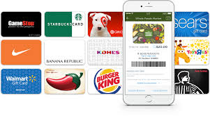 always know your gift card balances