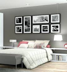 framed wall art for master bedroom