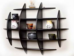 gallery decorative bookcase ideas furniture. awesome wall shelves design with cool black solid wood furniture for white color large size gallery decorative bookcase ideas