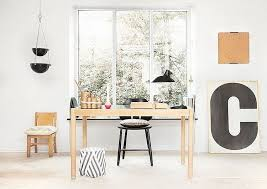 design office ideas. View In Gallery Dashing Decorating Ideas For The Scandinavian Home Office Design N