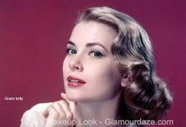 grace kelly 1950s makeup