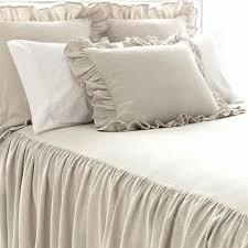 Wilton Natural Bedspread