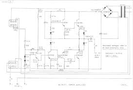 1971 40w power amp schematic schematic wiring diagram