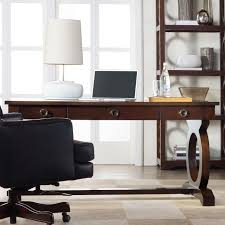 writing desks for home office. Plain Writing Contemporary Writing Desk With Drop Front Keyboard Drawer And Open Circle  Fretwork To Desks For Home Office F