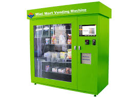 Renting Vending Machines