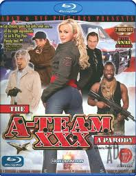 Girls of the a team porn