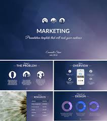 best powerpoint templates for improve presentation marketing powerpoint template