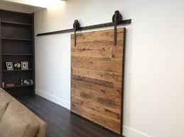 sliding barn doors. The Door Is Custom Made From Solid Reclaimed Kentucky/Tennessee Barn Siding. Sliding Doors R