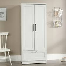 Save White Armoire With Drawers R20