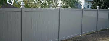 Vinyl Privacy Fence Colors Panels Costco foundationstatebarcalorg