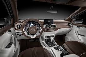 2018 mercedes benz x class price. fine mercedes not your usual pickup inside the xclass cabin with 2018 mercedes benz x class price