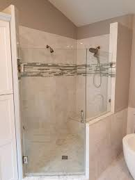 bathroom remodel winston salem nc. Luxurious Shower Bathroom Remodel Winston Salem Nc