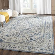 cozy inspiration gray blue area rug amazing ideas light grey safavieh power loomed cotton rugs and