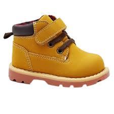 Garanimals Infant Boys Tan Work Hiking Boots Baby Shoes