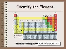 Period 7 element