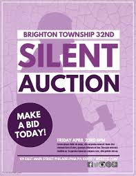 What Is Silent Auction Silent Auction Template Postermywall