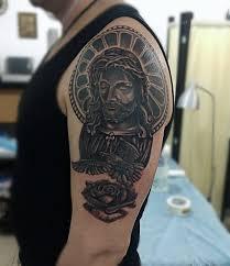 тату стиль чикано студия татуировки прямая линия