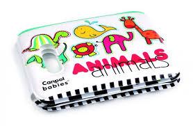 <b>Книжка мягкая</b> с пищалкой Colourful animals 74/009 <b>Canpol</b> ...