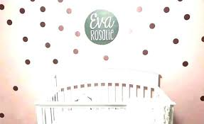 gold wall decals pink polka dot stickers rose decal uk