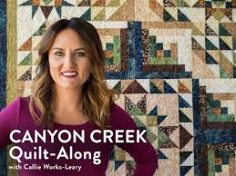 Explore Over 1000 Online Classes | Craftsy & Canyon Creek Quilt-Along Adamdwight.com