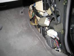 need to reverse wire for back up camera ih8mud forum this must be a right side driver s seat lc however the setup is the same for the left side drivers the blue and red wire is