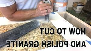 cutting granite countertop in place how to cut granite how to cut and polish granite exceptional