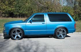 1994 Chevy S10 Blazer - Tyler Logan | LMC Truck Life