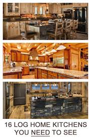 small cabin kitchen designs. 16 amazing log house cabin kitchens small kitchen designs