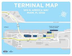 Car Rentals At Miami Cruise Port
