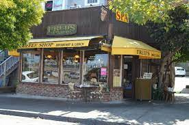 A legjobb éttermek fred's coffee shop, sausalito közelében. Curbside View Picture Of Fred S Coffee Shop Sausalito Tripadvisor