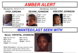 Amber Alert called off for 3 kids last seen with their mom