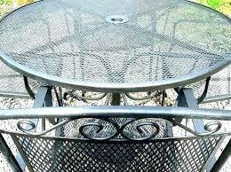 round metal patio table metal patio table vintage metal patio furniture metal mesh patio furniture metal