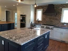 bianco antico kodiak brown leathered granite countertops