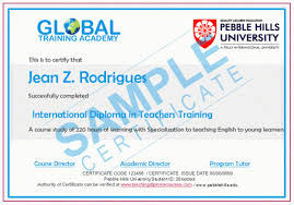joint diploma program offered by phu and global training academy  co brand diploma