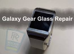 samsung galaxy gear glass repair services