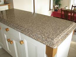 installing a new granite or quartz worktop upstand