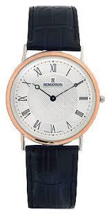 Наручные <b>часы ROMANSON TL5110SMJ</b>(<b>WH</b>) — купить по ...