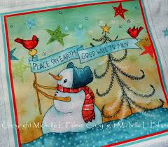 warm+wishes+quilt+christmas+quilt+pattern   Michelle Palmer ... & warm+wishes+quilt+christmas+quilt+pattern   Michelle Palmer: Snowman Adamdwight.com