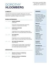 Wwwisabellelancrayus Prepossessing Free Resume Templates Best ...