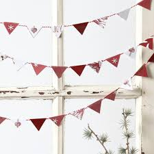 Vivi Design Bunting Made From Small Vivi Gade Design Paper Flags Diy Guide