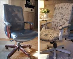 office chair makeover. Gorgeous Executive Office Chair Makeover - Confessions Of A Serial Do-It-Yourselfer