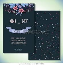 Free Save The Date Birthday Templates Card Templates Wedding Invitation Save Date Stock Vector