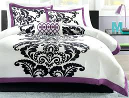 black and purple bed sets bedroom winsome purple bedroom set purple and gray crib bedding full black and purple bed