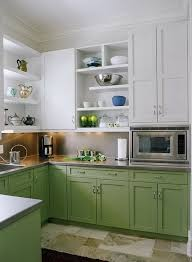 view in gallery 5 two tone kitchen cabinets