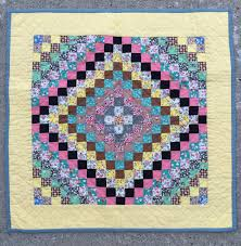Trip Around The World Quilt Pattern Impressive TBThursday Mini Trip Around The WorldBorder Tutorial KatyQuilts