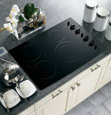 ge profile series 30 built in electric cooktop pp932bmbb
