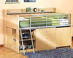 storage loft bed with desk storage loft bed with desk underneath charleston storage loft bed with