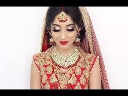 traditional asian make up bridal makeup tutorial 2017