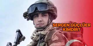 Sergen Güçlüer kimdir?   Aksaray Şehit Sergen Güçlüer kaç yaşındaydı?