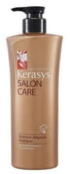 <b>KERASYS Salon Care</b> Nutritive Ampoule Shampoo 600g -Salon ...